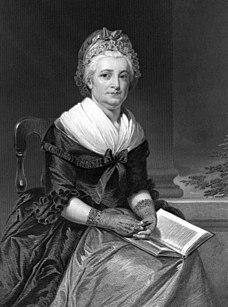 Martha Washington 1st First Lady of the United States