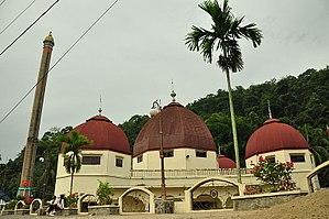 Sawahlunto - Grand Mosque of Sawahlunto