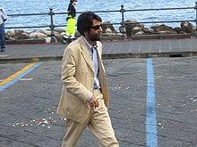 Massimo Cacciari, 2008 in Amalfi.