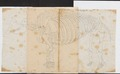 Mastodon giganteum - skelet - 1700-1880 - Print - Iconographia Zoologica - Special Collections University of Amsterdam - UBA01 IZ22000021.tif