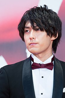 "Masuda Toshiki from ""Bokukoe"" at Opening Ceremony of the Tokyo International Film Festival 2017 (40169267702).jpg"