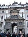 Mathias Gate, Prague Castle.JPG
