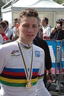 Mathieu van der Poel at the 2013 UCI Road World Championships.JPG
