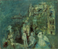 MatsumotoShunsuke Cityscape with Buildings and People.png