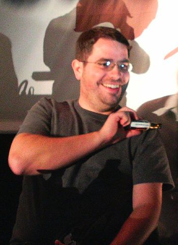 Chris Hooley drinkbaiting Matt Cutts