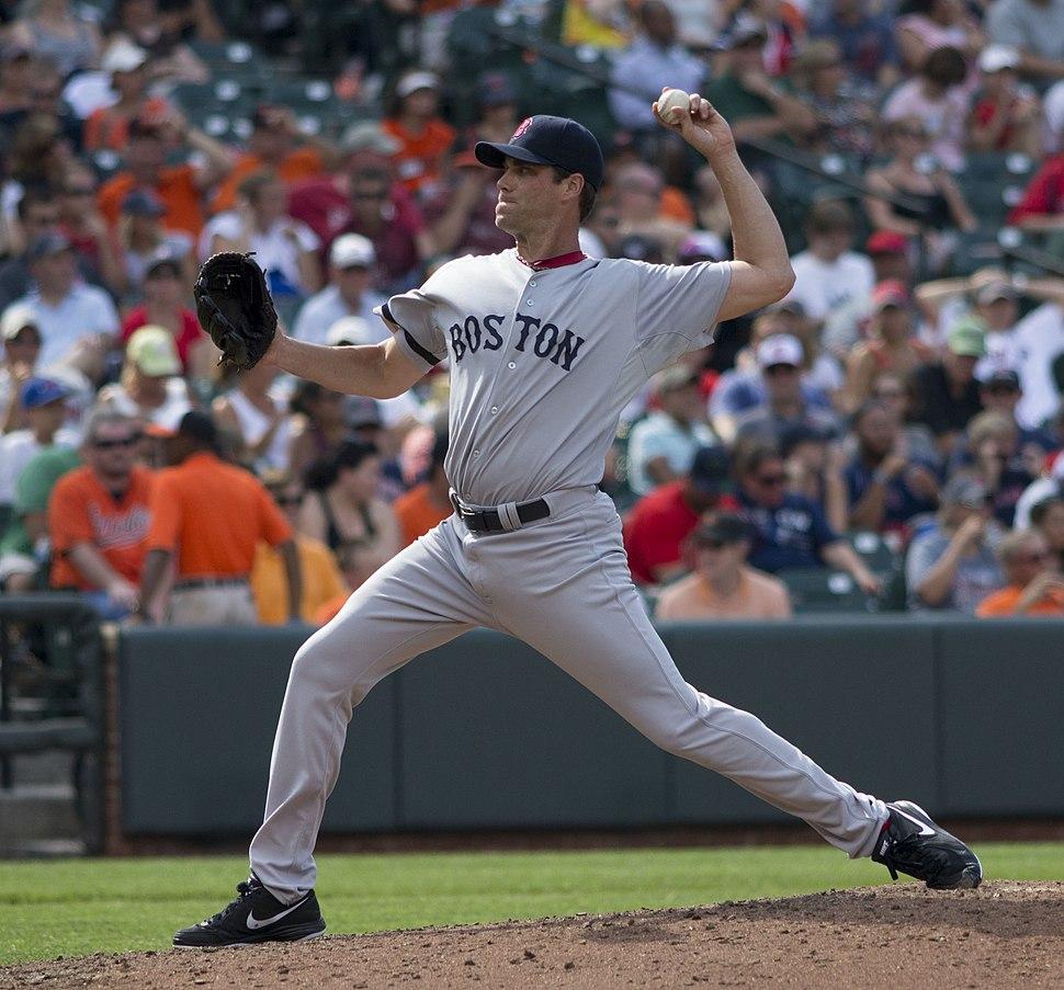 Matt Thornton on July 28, 2013