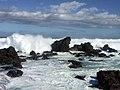 Maui - Rocks near Ho'okipa Beach.jpg