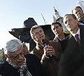 Mauricio Macri participó del homenaje a Alfredo Palacios (8870052148).jpg