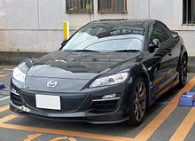 Mazda Crystal White Pearl Paint