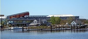 Meadowlands Sports Complex - From Secaucus