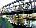 Meccano Bridge and the Staffordshire and Worcestershire Canal - geograph.org.uk - 624171.jpg