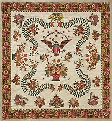 History of quilting - Wikipedia : history of quilts in america - Adamdwight.com