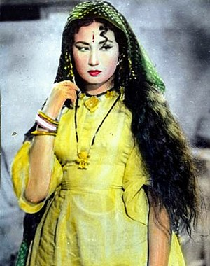 Meena Kumari in Chand (1959).jpg