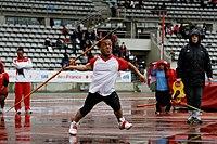 Meeting d'Athlétisme Paralympique de Paris - Amara Mohamed 02.jpg
