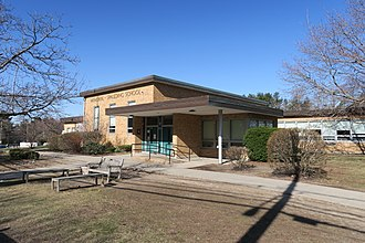 Oak Hill, Massachusetts - Memorial Spaulding Elementary School