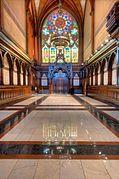 Memorial Transept, Memorial Hall, Harvard