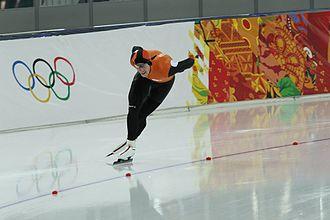 Speed skating at the 2014 Winter Olympics – Men's 5000 metres - Jan Blokhuijsen
