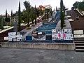 Mensajes feministas en Escalinatas de los Héroes en Tlaxcala 12.jpg