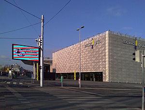 2020 European Men's Handball Championship - Image: Messehalle neu