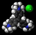 Methyl violet 10B 3D spacefill.png