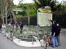 Metro - Paris - Ligne 2 - station Monceau 01.jpg