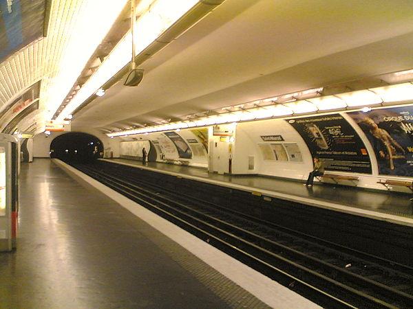 13th arrondissement of paris - Metro porte d ivry ...