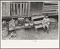 Mexican boy sitting on door step, San Antonio, Texas.jpg