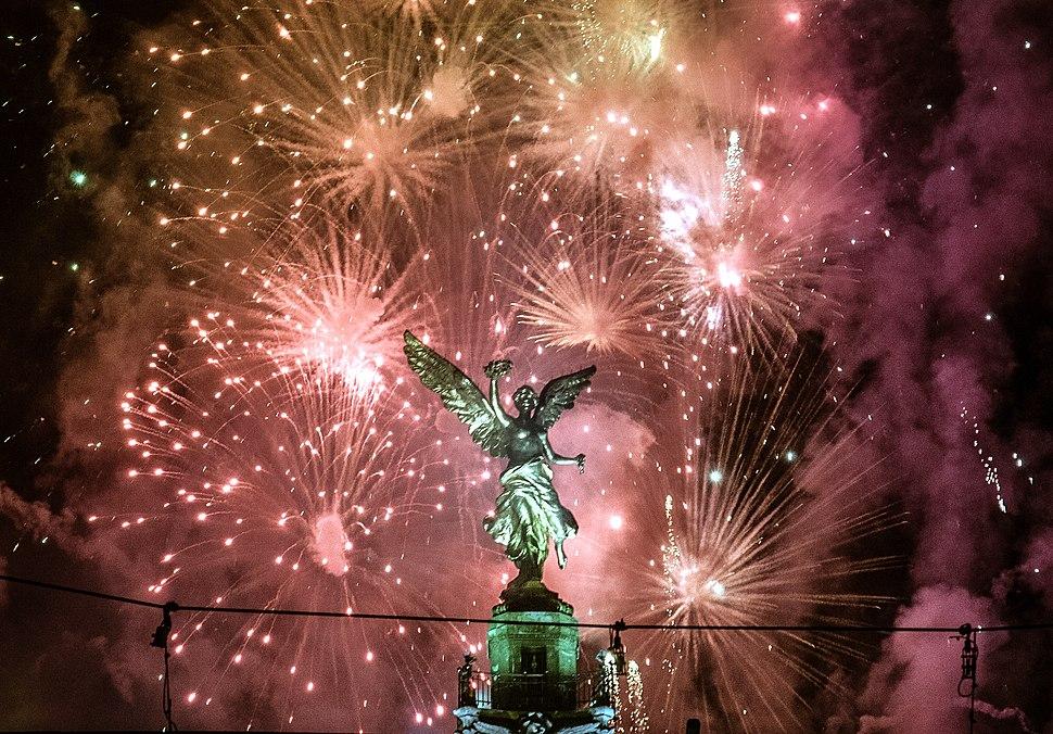 Mexico City New Years 2013! (8333128248)