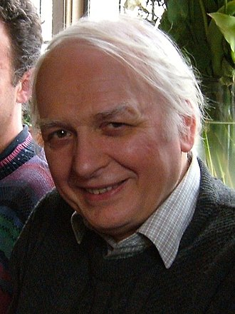 Michael Fasham - Fasham pictured in 2004