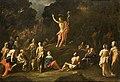 Michelangelo Cerquozzi - Saint John the Baptist Preaching in the Wilderness.jpg