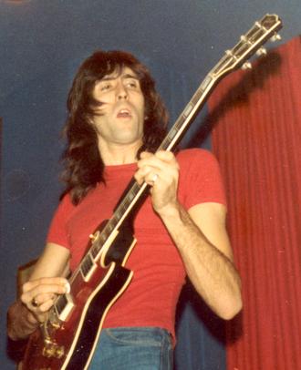 Mickey Finn (guitarist) - Mickey Waller, 1974