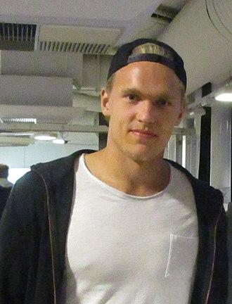Mikko Rantanen - Rantanen in 2016