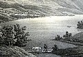Millstätter See Joseph Wagner Kupferstich 1845.jpg