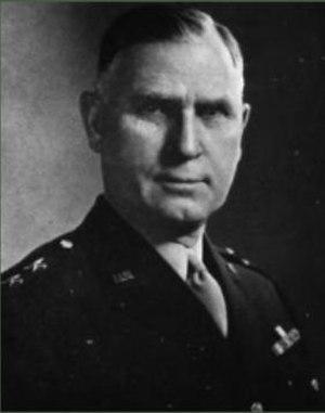 Milton Reckord - Reckord as a Major General.