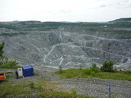 Mine d'Asbestos