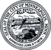 Official seal of Minneapolis, Minnesota