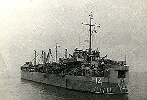 USS Minos (ARL-14) - USS Minos