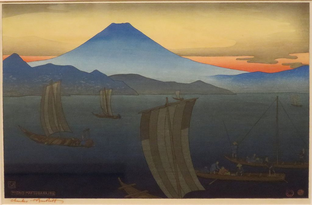 Miono-Matsubara by Charles W. Bartlett, Honolulu Museum of Art 14803