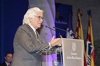 Spanish businessperson
