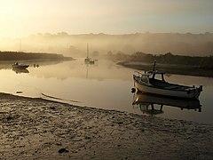 Mist on the Avon estuary - geograph.org.uk - 1509841.jpg