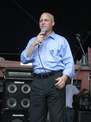 Mitch Landrieu - Landrieu in 2007