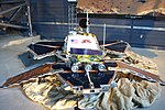 Model of the Mars Pathfinder Lander and Sojourner Rover Taken at the National Air and Space Museum Steven F. Udvar-Hazy Center- 3732029393 4e641bbe00 o.jpg