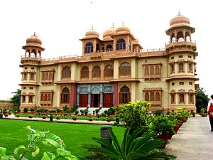 Mohatta Palace