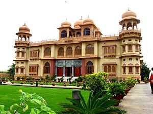 Mohatta Palace Clifton, Karachi.
