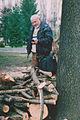 Moldavian humorist Gheorghe Urschi - 2 (2000). (25602996052).jpg