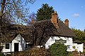 Molehill Green, Essex England - Three Horseshoes pub from south.jpg