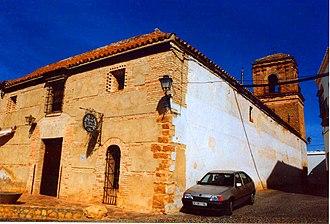 Carmona, Spain - Image: Molino de la Romera di Carmona