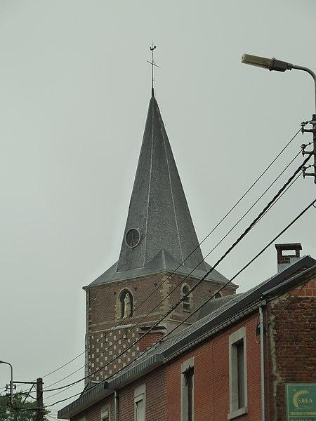 Eglise Notre-Dame, Momalle, Remicourt, Belgique