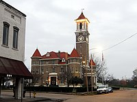 Monroe County Courthouse, Clarendon, Arkansas.jpg
