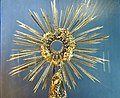 Monstrance in the Treasury, the Loreto, Prague (3) (26185479871).jpg
